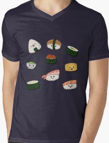 Food - Sushi Mens V-Neck T-Shirt