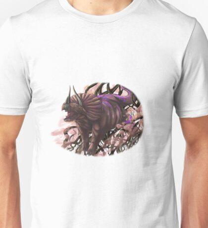 triceratops rocks Unisex T-Shirt