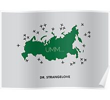 Dr. Strangelove Poster Poster