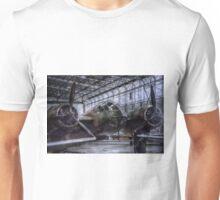 Bristol Blenheim Hangar Unisex T-Shirt