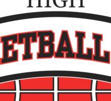 Seirin High - Basketball Club Logo 2 Sticker
