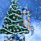 Blue Christmas by LoneAngel