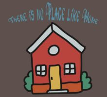 There is no place like home (Dorothy, Wizard of Oz) Baby Tee