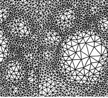 Triangles - Three Vertices & Three Edges by richard b. hamer