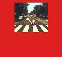 Let's Go Exploring on Abbey Road Unisex T-Shirt