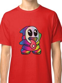 Not So Shy Guy Trippy Classic T-Shirt