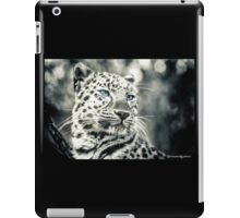 Love Panther III iPad Case/Skin