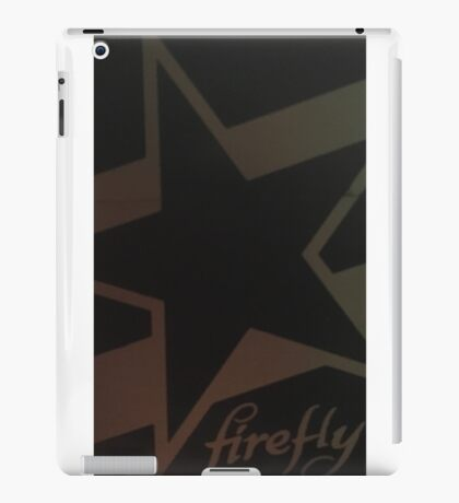 Can't take the stars iPad Case/Skin