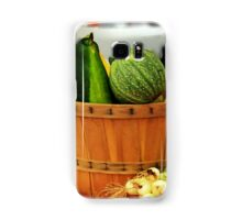 Eggs and vegetables Samsung Galaxy Case/Skin