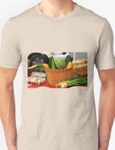 Eggs and vegetables T-Shirt