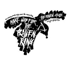 The Raven King by missphi