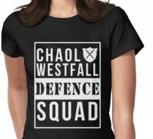 Chaol Westfall Defence Squad Womens Fitted T-Shirt