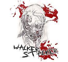 The Walking Dead - Walker Stalker Photographic Print