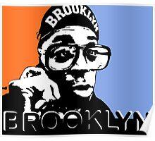 Brooklyn calling Poster