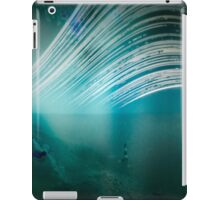 6 month exposure overlooking the Beachy head lighthouse. iPad Case/Skin