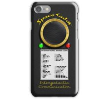 Space Cadet Retro Walkie Talkie Phone Case! iPhone Case/Skin