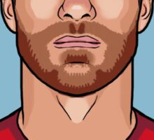 Xabi Alonso Sticker