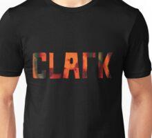 clark 2 Unisex T-Shirt