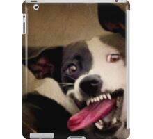 WARNING: OBAMA'S COMING FOR YOUR CHEW TOYS iPad Case/Skin