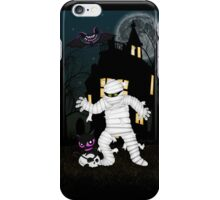 The Mummies Lost Skull iPhone Case/Skin