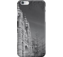London Natural History Museum iPhone Case/Skin