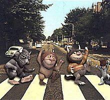 Wild on Abbey Road by jackstraw78