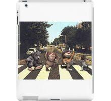 Wild on Abbey Road iPad Case/Skin