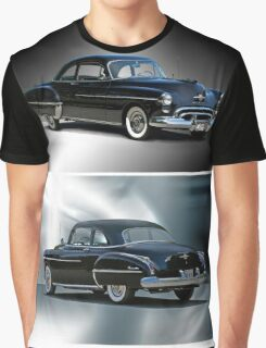 1950 Oldsmobile Rockett 88 Coupe Graphic T-Shirt