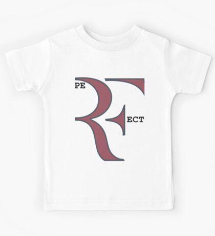 Roger Federer (peRFect) Kids Tee