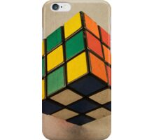 Cube of Rube  iPhone Case/Skin