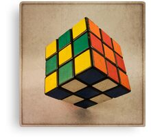Cube of Rube  Canvas Print