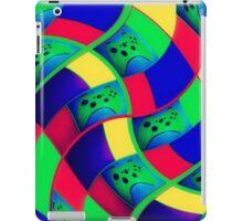 ABSTRACT GAMER 1 iPad Case/Skin