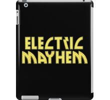 Electric Mayhem iPad Case/Skin