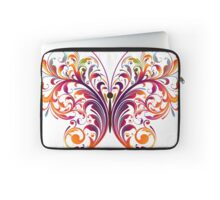 Colorful Butterfly Laptop Sleeve