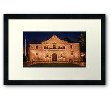 Alamo Dawn III Framed Print
