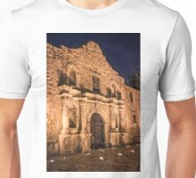 Alamo Door Painterly Unisex T-Shirt
