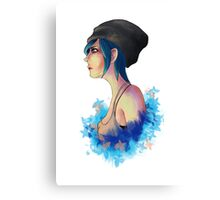 Chaos Theory ft. Chloe Price Canvas Print