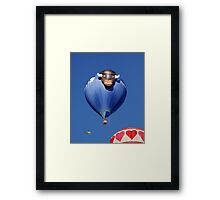 2011 Special Shapes - In The Buff Framed Print