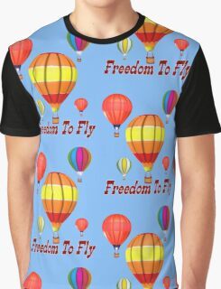 Freedom To Fly  Graphic T-Shirt