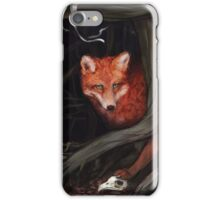 Fox Den iPhone Case/Skin