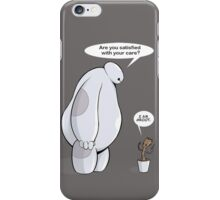 I'm Baymax  iPhone Case/Skin