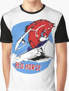 Expeditionary Red Horse Group Graphic T-Shirt