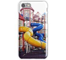 Kids Play Ground iPhone Case/Skin