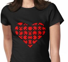 Love is Complicated Womens Fitted T-Shirt