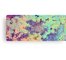 rainbow stone Canvas Print