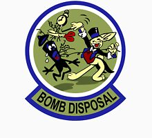 WWII Bomb Disposal Unisex T-Shirt