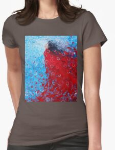 Being a Woman #6 Womens Fitted T-Shirt