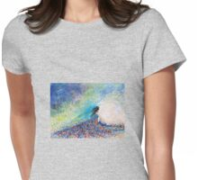 Being a Woman #5 (In a daydream) Womens Fitted T-Shirt
