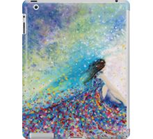 Being a Woman #5 (In a daydream) iPad Case/Skin