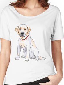 dog #3 Women's Relaxed Fit T-Shirt